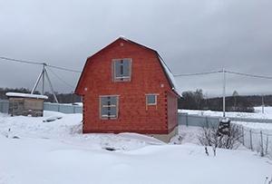 Привязка и обмер жилого строения для подготовки технического плана. Сергиево-Посадский р-н
