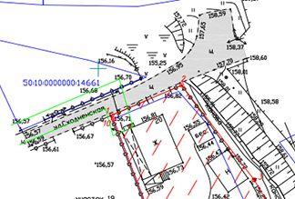 Схема расположения земельного участка на кадастровом плане территории. Московская область, Химкинский район.