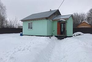 Привязка и обмер дачного дома для подготовки технического плана. Сергиево-Посадский район