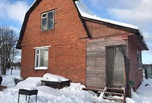 Привязка и обмер жилого строения для подготовки технического плана. Сергиево-Посадский район