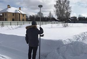 Топографическая съемка выполнена для подготовки ГПЗУ. г. Сергиев Посад