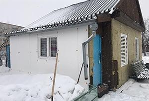 Топографическая съемка выполнена для подготовки ГПЗУ и обмер жилого дома для подготовки технического плана. Сергиево-Посадский р-н