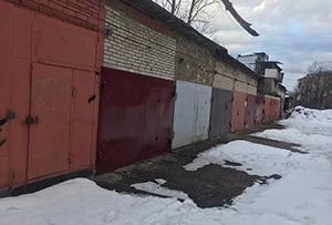 Привязка и обмер гаража для подготовки технического плана. г. Сергиев Посад