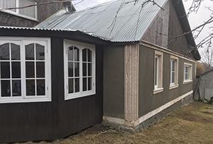 Привязка и обмер дома для подготовки техплана. Сергиево-Посадский район