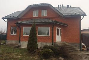 Обмер дома, для подготовки технического плана. Сергиево-Посадский муниципальный район.