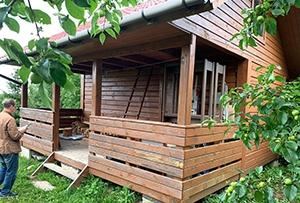 Комплекс кадастровых работ по оформлению бани в собственность. Сергиево-Посадский район
