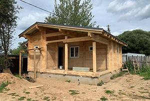 Выполнение технического плана дома в Сергиево-Посадском районе
