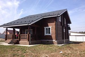 Обмер дома, для подготовки технического плана. г. Хотьково