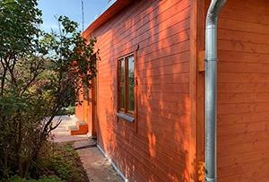 Привязка и обмер жилого дома в СНТ для подготовки технического плана. Сергиево-Посадский район