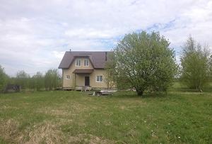 Разбивка границ земельного участка в режиме RTK. Сергиево-Посадский муиципальный район