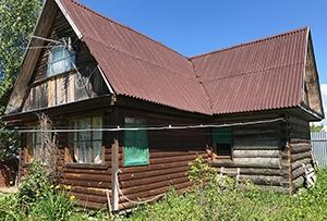 Обмер бани для подготовки технического плана. Сергиево-Посадский муниципальный район