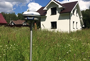 Обмер дома для подготовки технического плана. Сергиево-Посадский муниципальный район