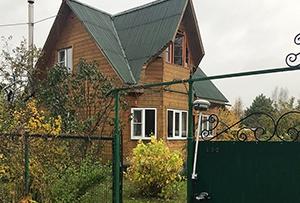 Привязка и обмер садового дома в СНТ для подготовки технического плана. Сергиево-Посадский район