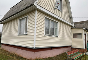Привязка и обмер дома в СНТ для подготовки технического плана. Сергиево-Посадский район