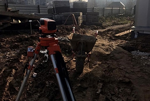 Благоустройство территории при строительстве диализного центра. г. Сергиев Посад