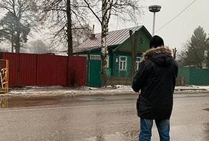 Топографическая съемка выполнена для подготовки ГПЗУ. г Сергиев Посад