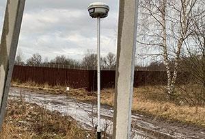 Разбивка земельного участка. Лосино-Петровский городской округ