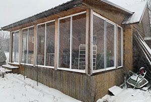 Привязка и обмер дома для подготовки технического плана. Сергиево-Посадский городской округ