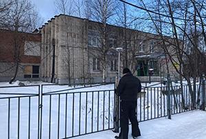 Привязка здания для подготовки технического плана. Щелковский район, пос. Загорянский