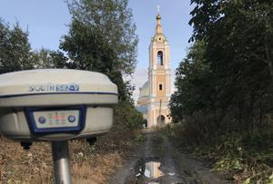 Геодезические работы для подготовки межевого плана. Сергиево-Посадский муниципальный район