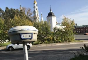 Топографическая съемка для подключения воды. г.Сергиев Посад