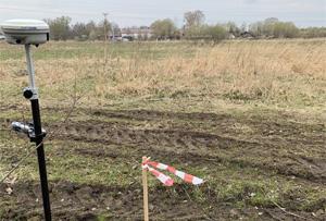 Вынос земельного участка в натуру. Сергиево-Посадский городской округ от 10 апреля 2021